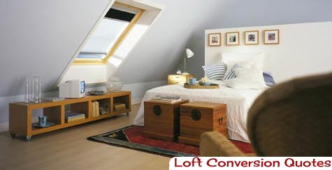 Loft Conversions Willington Quay